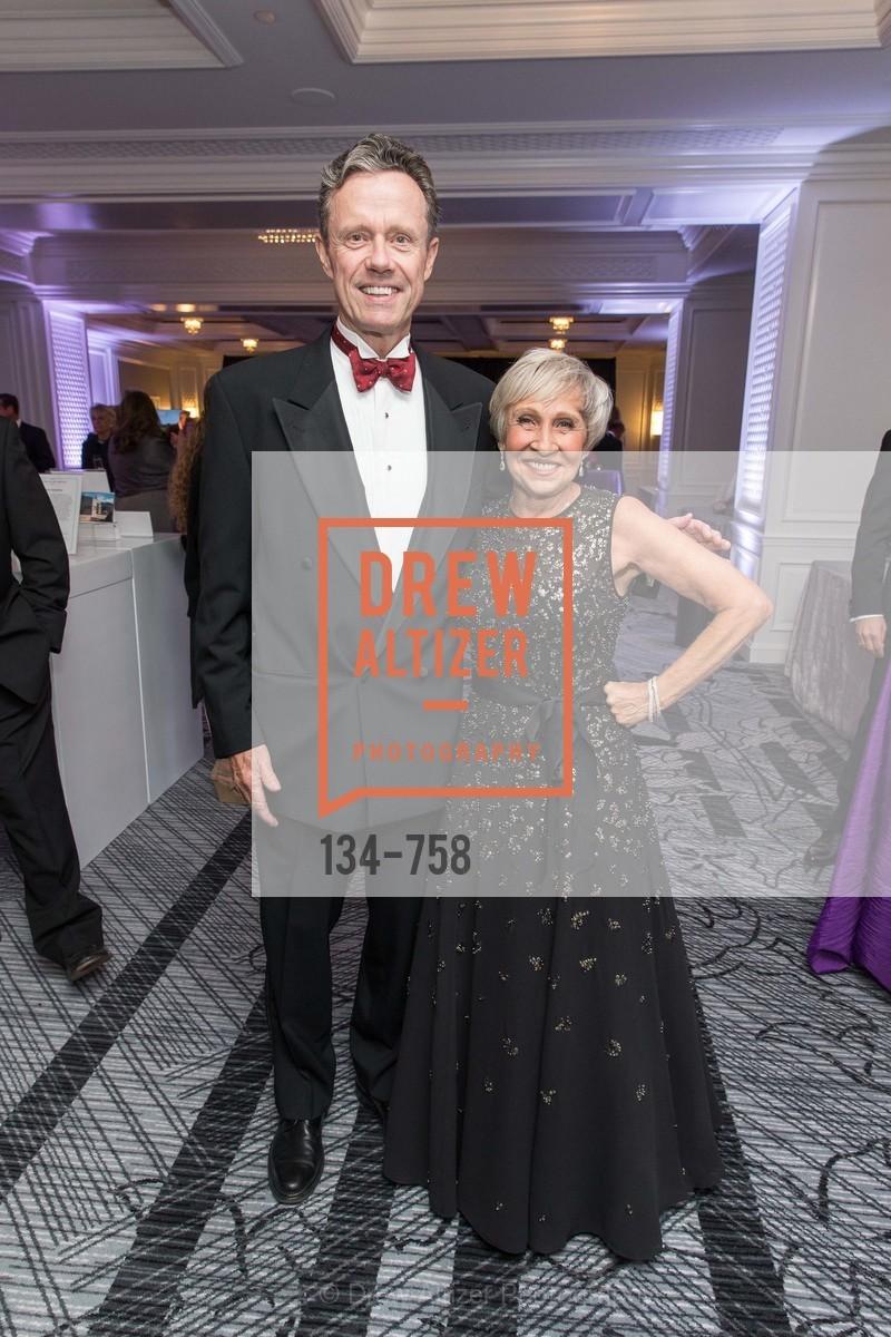 Bill Sagan, Pam Sagan, JUVENILE DIABETES RESEARCH FOUNDATION  Hope Gala, US, May 30th, 2015