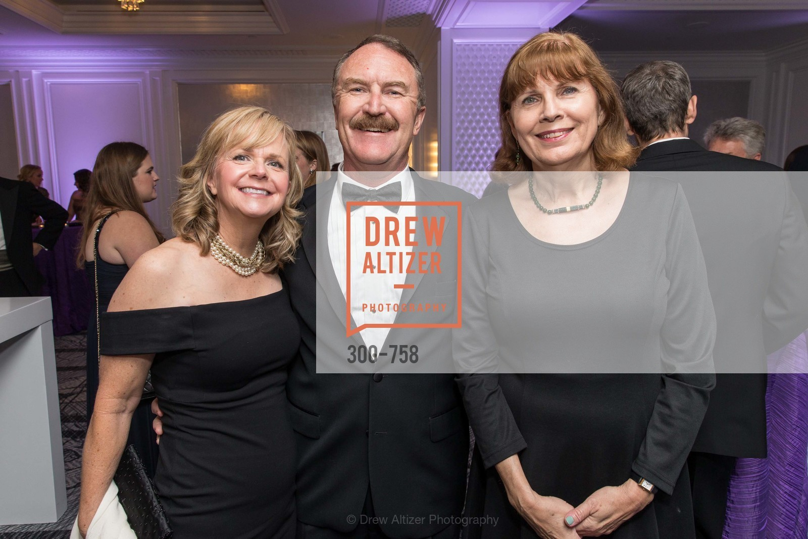 Vickie Mallon, Tom Mallon, Julie Rickert, JUVENILE DIABETES RESEARCH FOUNDATION  Hope Gala, US, May 30th, 2015,Drew Altizer, Drew Altizer Photography, full-service agency, private events, San Francisco photographer, photographer california
