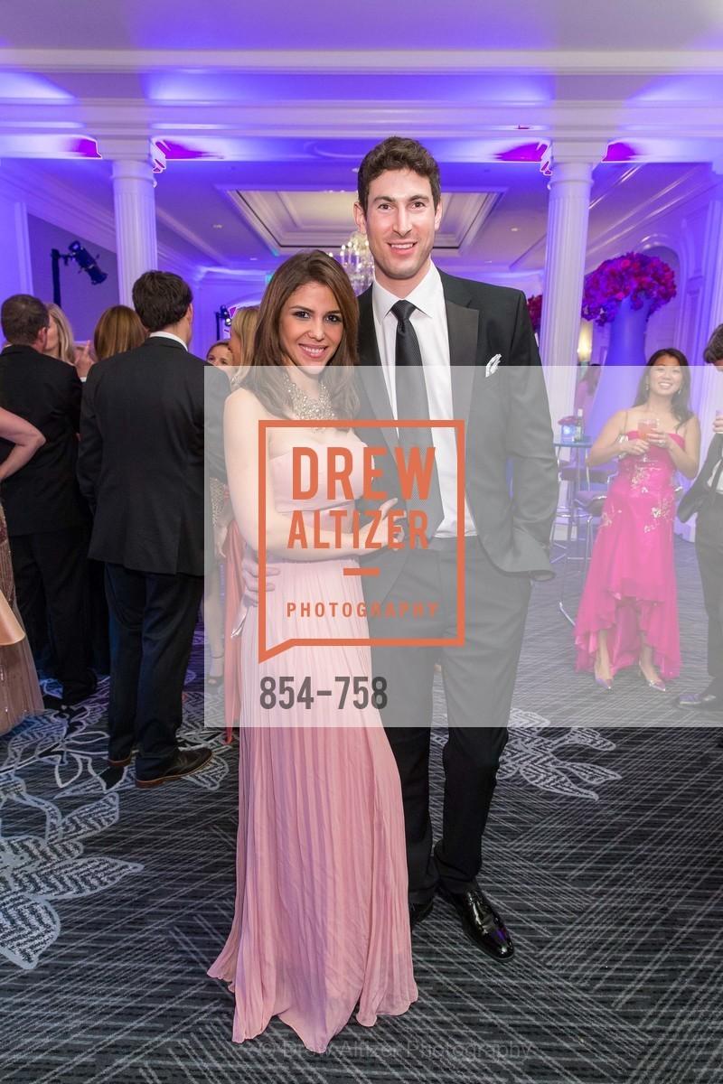 Gabriella Dellan, Sam Brock, JUVENILE DIABETES RESEARCH FOUNDATION  Hope Gala, US, May 30th, 2015