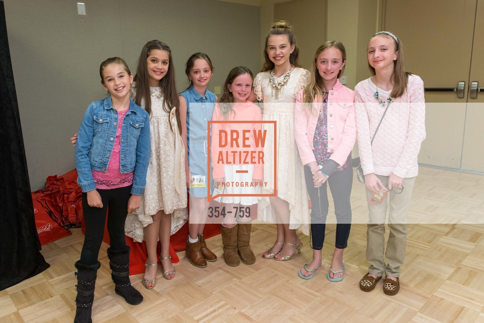 Eliza Cook, Emmy Perry, BLogan Stern, Ava MacNamara, Caitlin Carmichael, Bailey Stern, Clara Slacik, WEINER DOG, The Movie, Screening, The Vogue Theater. 3290 Sacramento St, June 1st, 2015,Drew Altizer, Drew Altizer Photography, full-service agency, private events, San Francisco photographer, photographer california