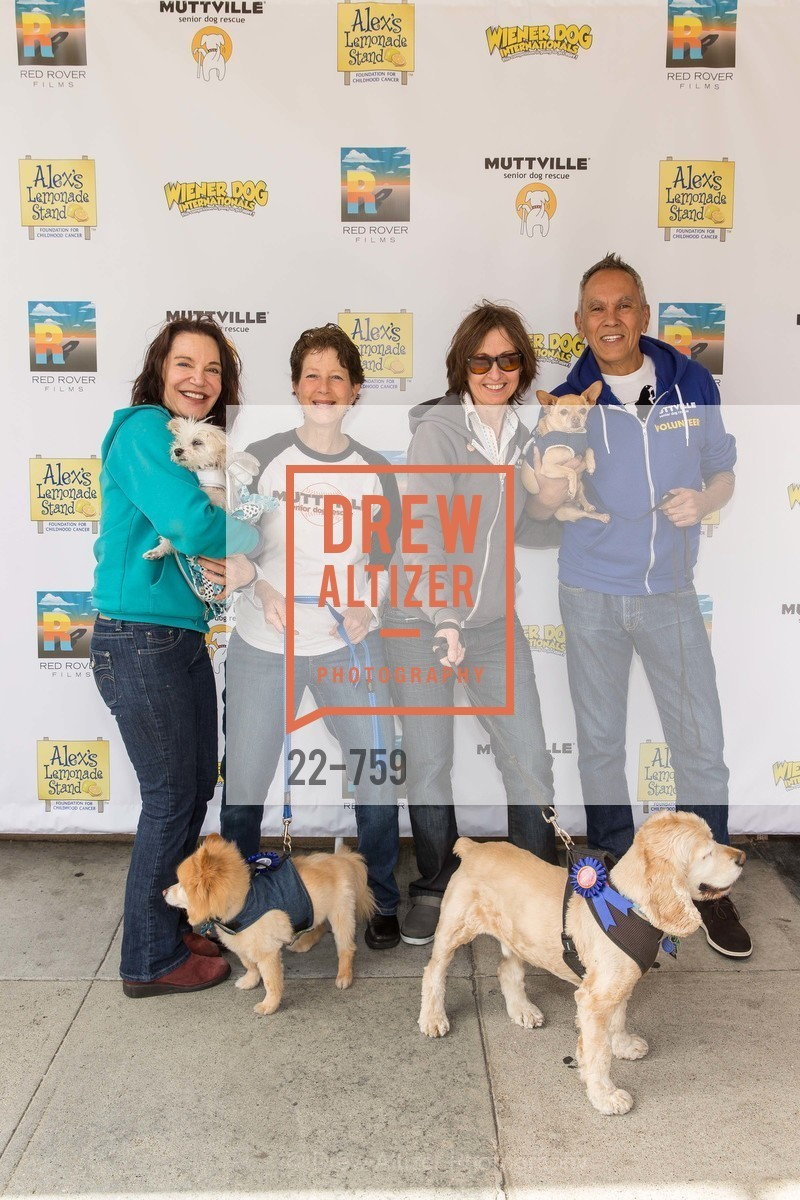 Sherri Franklin, Patty Stanton, Robbie Lee, Nelson Bloncourt, WEINER DOG, The Movie, Screening, US, May 31st, 2015,Drew Altizer, Drew Altizer Photography, full-service agency, private events, San Francisco photographer, photographer california