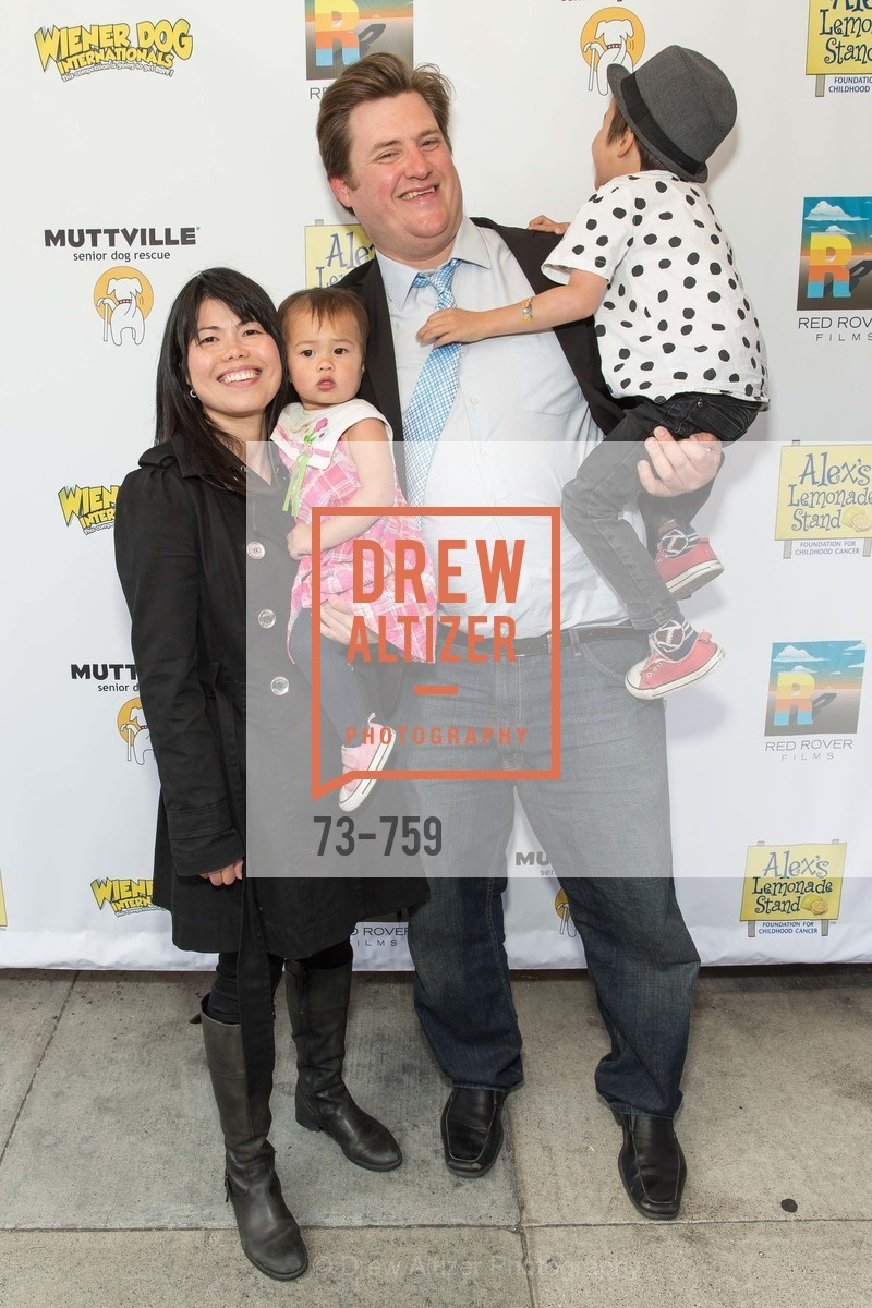 Gillian Wee, Allegra Peterson, Kevan Peterson, Conrad Peterson, WEINER DOG, The Movie, Screening, The Vogue Theater. 3290 Sacramento St, June 1st, 2015,Drew Altizer, Drew Altizer Photography, full-service agency, private events, San Francisco photographer, photographer california