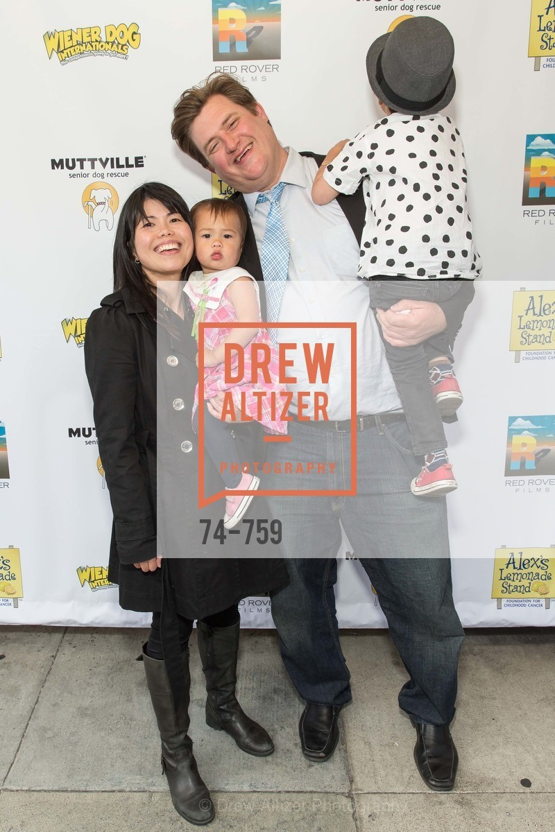 Gillian Wee, Allegra Peterson, Kevan Peterson, Conrad Peterson, WEINER DOG, The Movie, Screening, US, May 31st, 2015,Drew Altizer, Drew Altizer Photography, full-service agency, private events, San Francisco photographer, photographer california