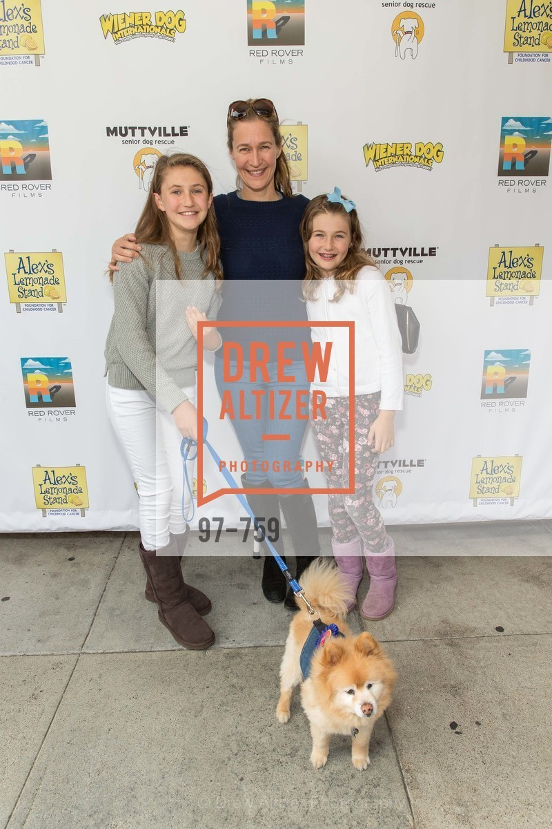 Chase Stanford, Nina Stanford, Chloe Stanford, WEINER DOG, The Movie, Screening, The Vogue Theater. 3290 Sacramento St, June 1st, 2015,Drew Altizer, Drew Altizer Photography, full-service agency, private events, San Francisco photographer, photographer california