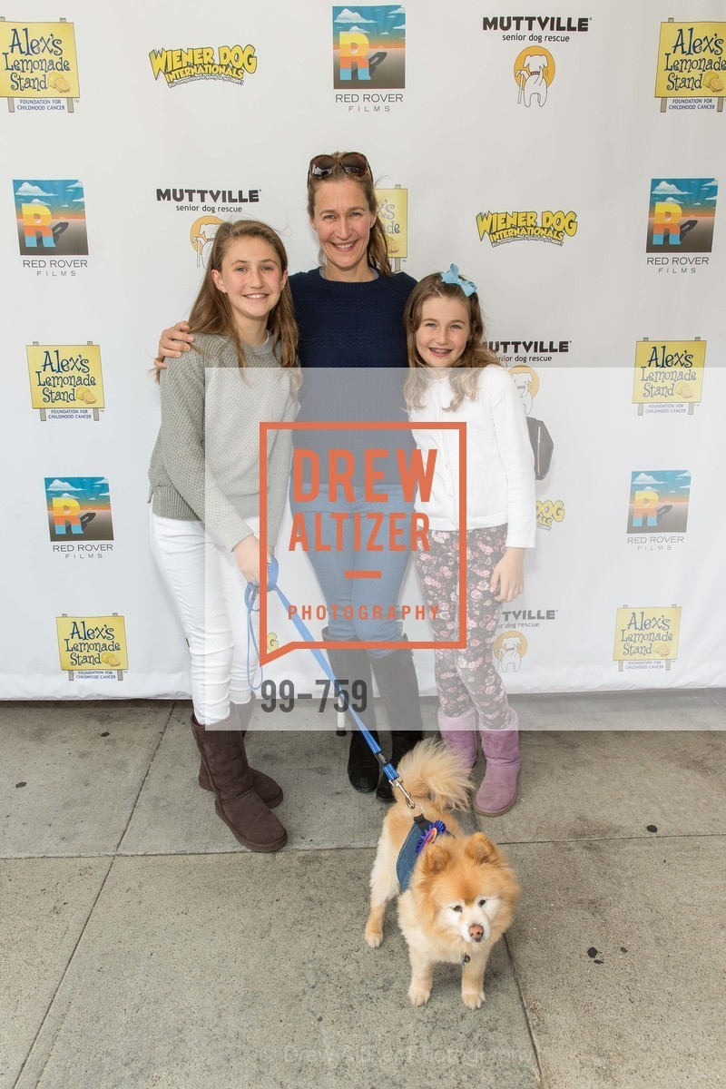 Chase Stanford, Nina Stanford, Chloe Stanford, WEINER DOG, The Movie, Screening, US, May 31st, 2015,Drew Altizer, Drew Altizer Photography, full-service agency, private events, San Francisco photographer, photographer california