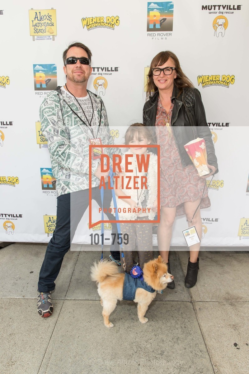 Dean Fox, Zoe Fox, Summer Wilson, WEINER DOG, The Movie, Screening, The Vogue Theater. 3290 Sacramento St, June 1st, 2015,Drew Altizer, Drew Altizer Photography, full-service agency, private events, San Francisco photographer, photographer california