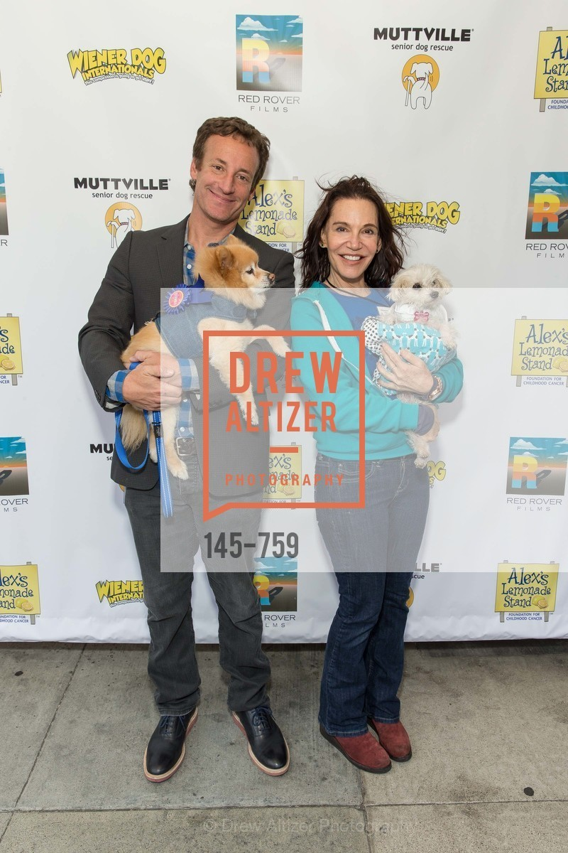Todd Traina, Sherri Franklin, WEINER DOG, The Movie, Screening, The Vogue Theater. 3290 Sacramento St, June 1st, 2015,Drew Altizer, Drew Altizer Photography, full-service agency, private events, San Francisco photographer, photographer california