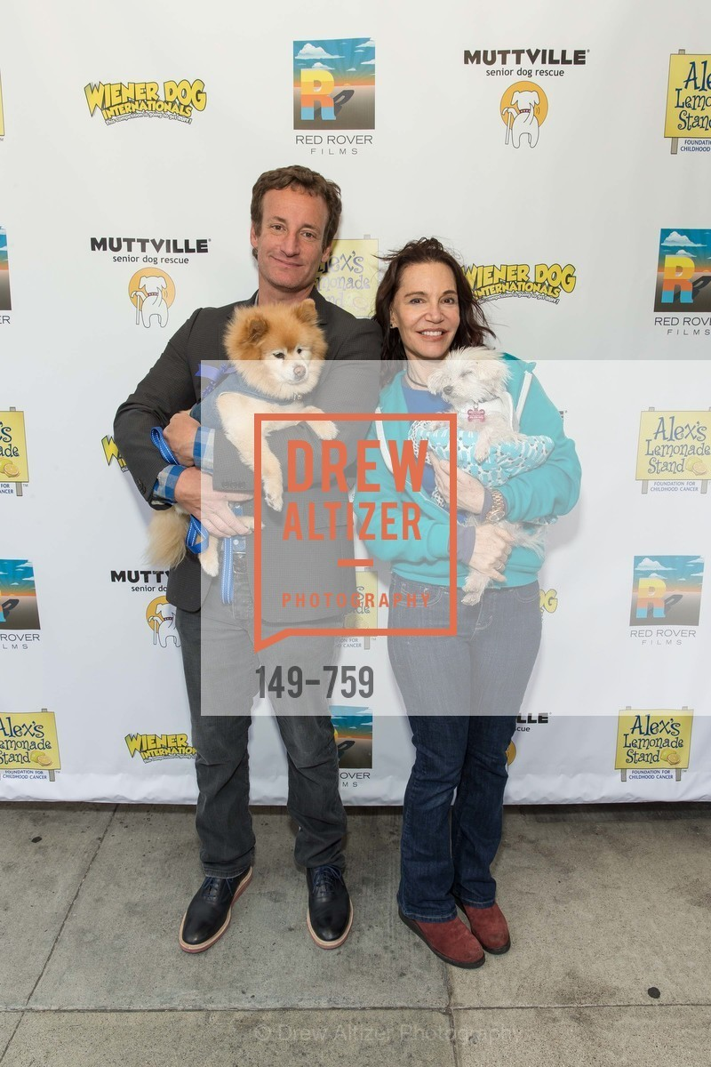 Todd Traina, Sherri Franklin, WEINER DOG, The Movie, Screening, US, May 31st, 2015,Drew Altizer, Drew Altizer Photography, full-service agency, private events, San Francisco photographer, photographer california