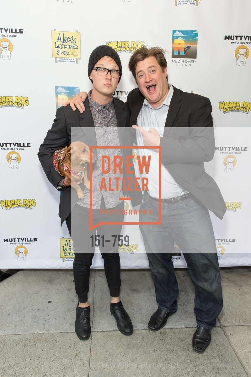 Austin Anderson, Kevan Peterson, WEINER DOG, The Movie, Screening, The Vogue Theater. 3290 Sacramento St, June 1st, 2015,Drew Altizer, Drew Altizer Photography, full-service agency, private events, San Francisco photographer, photographer california
