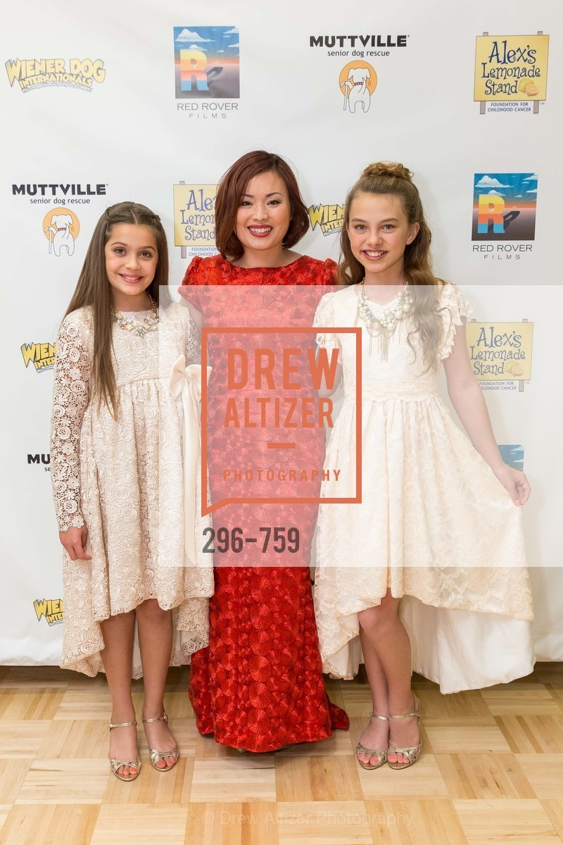 Emmy Perry, Isabella Phan, Caitlin Carmichael, WEINER DOG, The Movie, Screening, The Vogue Theater. 3290 Sacramento St, June 1st, 2015,Drew Altizer, Drew Altizer Photography, full-service agency, private events, San Francisco photographer, photographer california