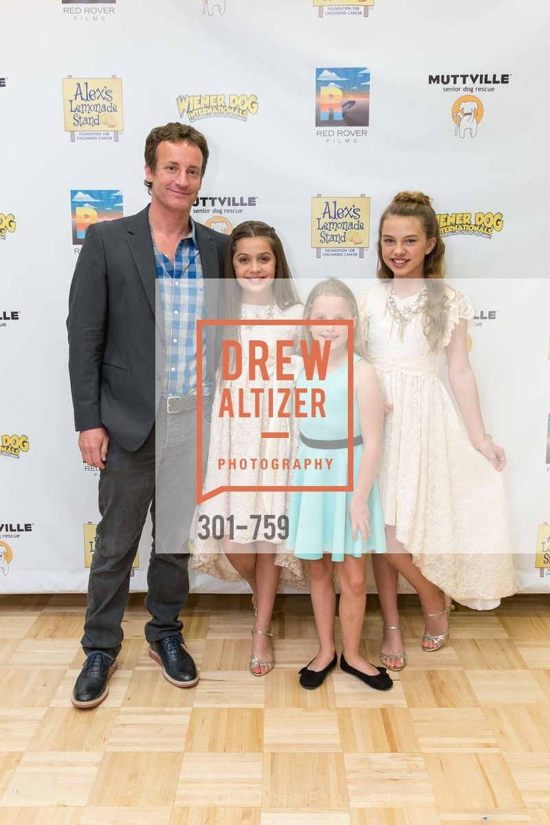 Todd Traina, Emmy Perry, Daisy Traina, Caitlin Carmichael, WEINER DOG, The Movie, Screening, US, May 31st, 2015,Drew Altizer, Drew Altizer Photography, full-service agency, private events, San Francisco photographer, photographer california