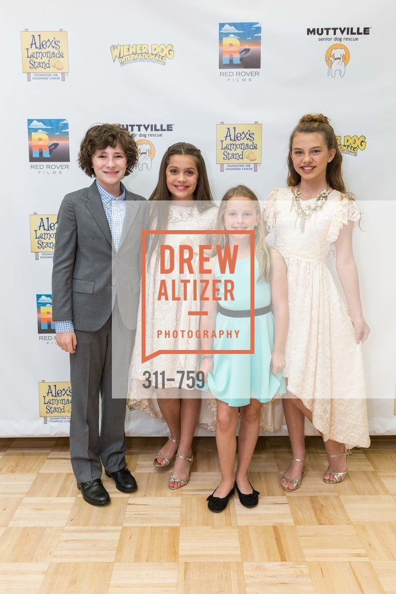 Julian Peder, Emmy Perry, Daisy Traina, Caitlin Carmichael, WEINER DOG, The Movie, Screening, US, May 31st, 2015,Drew Altizer, Drew Altizer Photography, full-service agency, private events, San Francisco photographer, photographer california