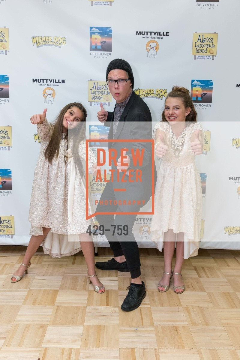 Emmy Perry, Austin Anderson, Caitlin Carmichael, WEINER DOG, The Movie, Screening, US, May 31st, 2015,Drew Altizer, Drew Altizer Photography, full-service agency, private events, San Francisco photographer, photographer california