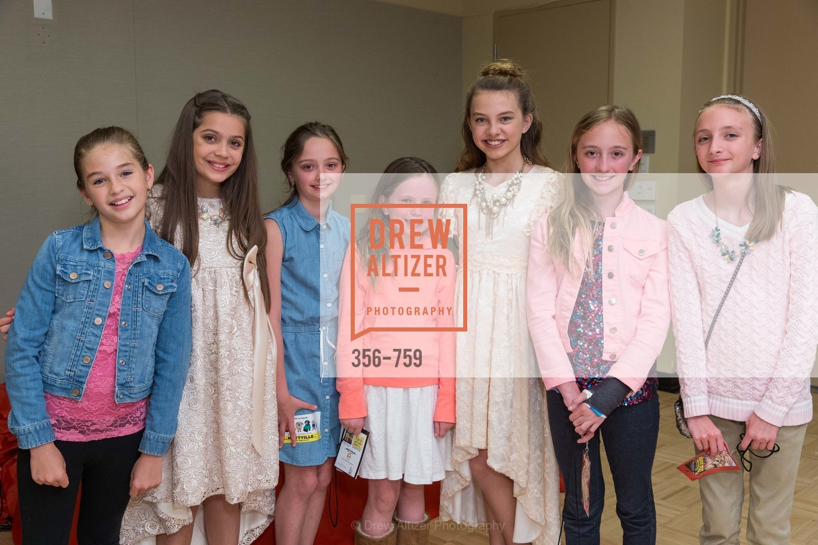 Eliza Cook, Emmy Perry, BLogan Stern, Ava MacNamara, Caitlin Carmichael, Bailey Stern, Clara Slacik, WEINER DOG, The Movie, Screening, US, May 31st, 2015,Drew Altizer, Drew Altizer Photography, full-service agency, private events, San Francisco photographer, photographer california