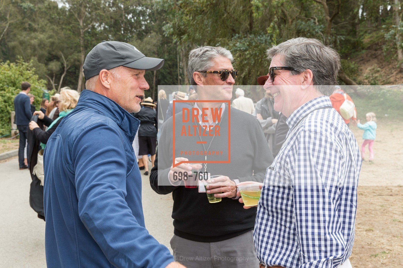 Richard Steiny, Tom Suiter, Tom Walsh, The Big Picnic! A Benefit & Concert for STERN GROVE FESTIVAL, US, June 14th, 2015,Drew Altizer, Drew Altizer Photography, full-service agency, private events, San Francisco photographer, photographer california