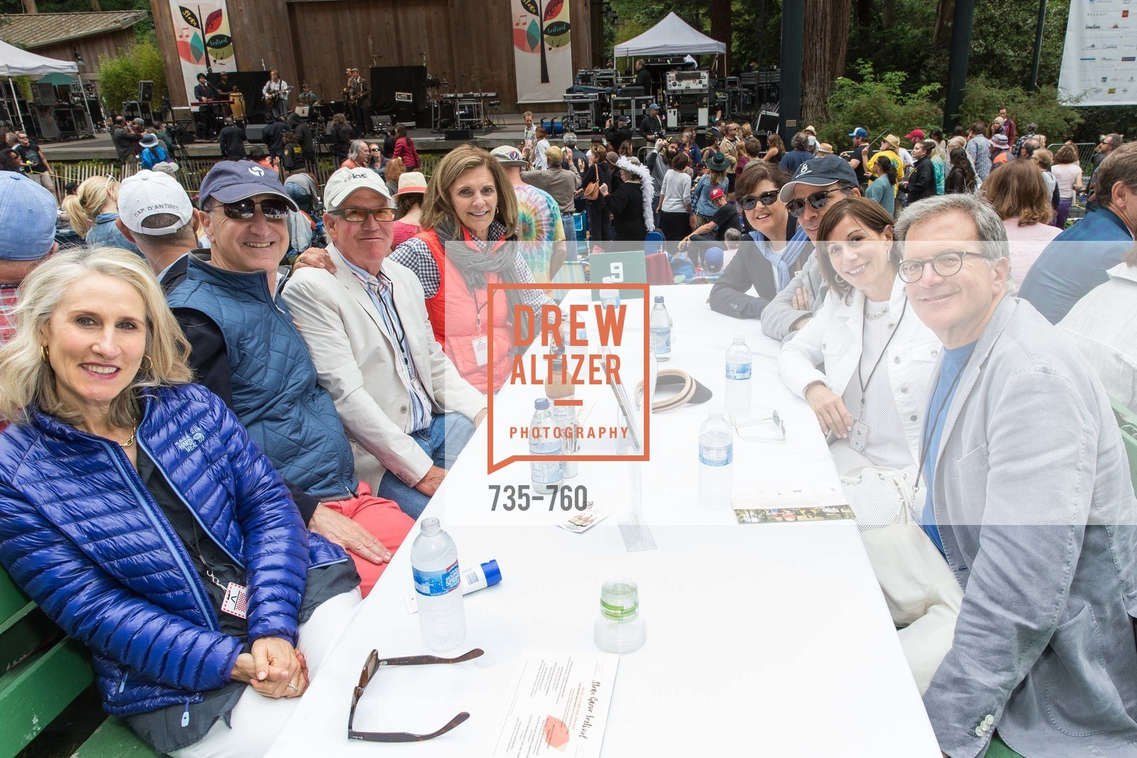 Jamie Myer, Mike Myer, Lisa Schatz, Steven Schatz, The Big Picnic! A Benefit & Concert for STERN GROVE FESTIVAL, US, June 14th, 2015,Drew Altizer, Drew Altizer Photography, full-service agency, private events, San Francisco photographer, photographer california