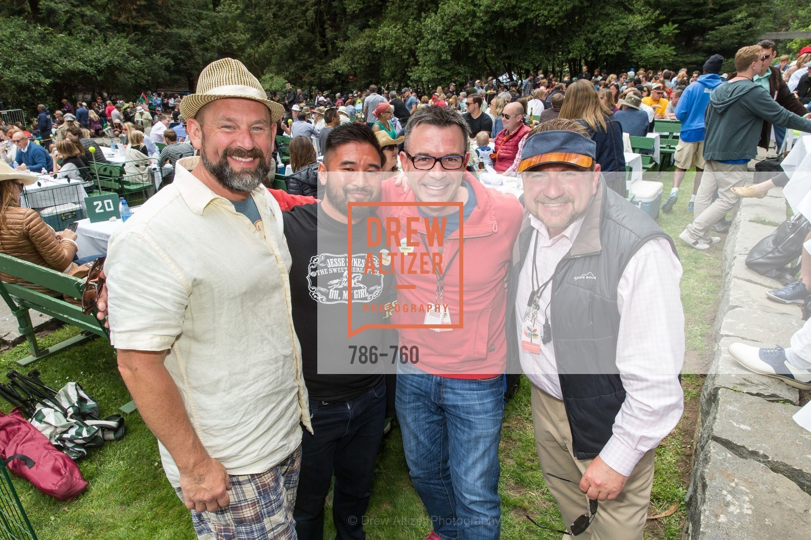Chris Hollar, Mark Mekaru, Nicholas Chastain, Steven Haines, The Big Picnic! A Benefit & Concert for STERN GROVE FESTIVAL, US, June 14th, 2015,Drew Altizer, Drew Altizer Photography, full-service agency, private events, San Francisco photographer, photographer california