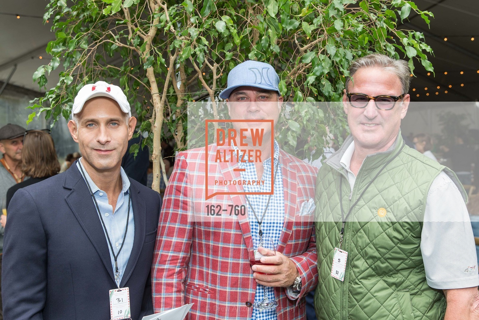 Lino Cortina, Robert Fountain, Larry Colton, The Big Picnic! A Benefit & Concert for STERN GROVE FESTIVAL, US, June 14th, 2015,Drew Altizer, Drew Altizer Photography, full-service agency, private events, San Francisco photographer, photographer california