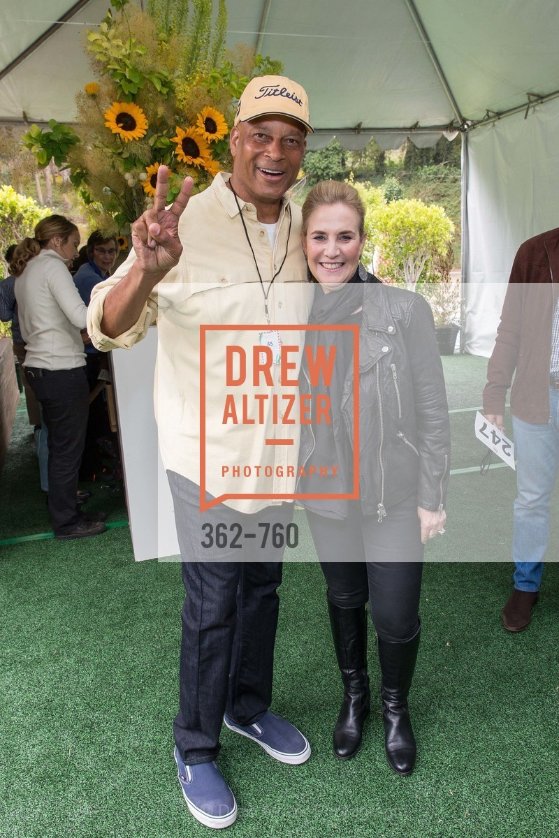 Ronnie Lott, Lisa Goldman, The Big Picnic! A Benefit & Concert for STERN GROVE FESTIVAL, US, June 14th, 2015,Drew Altizer, Drew Altizer Photography, full-service agency, private events, San Francisco photographer, photographer california