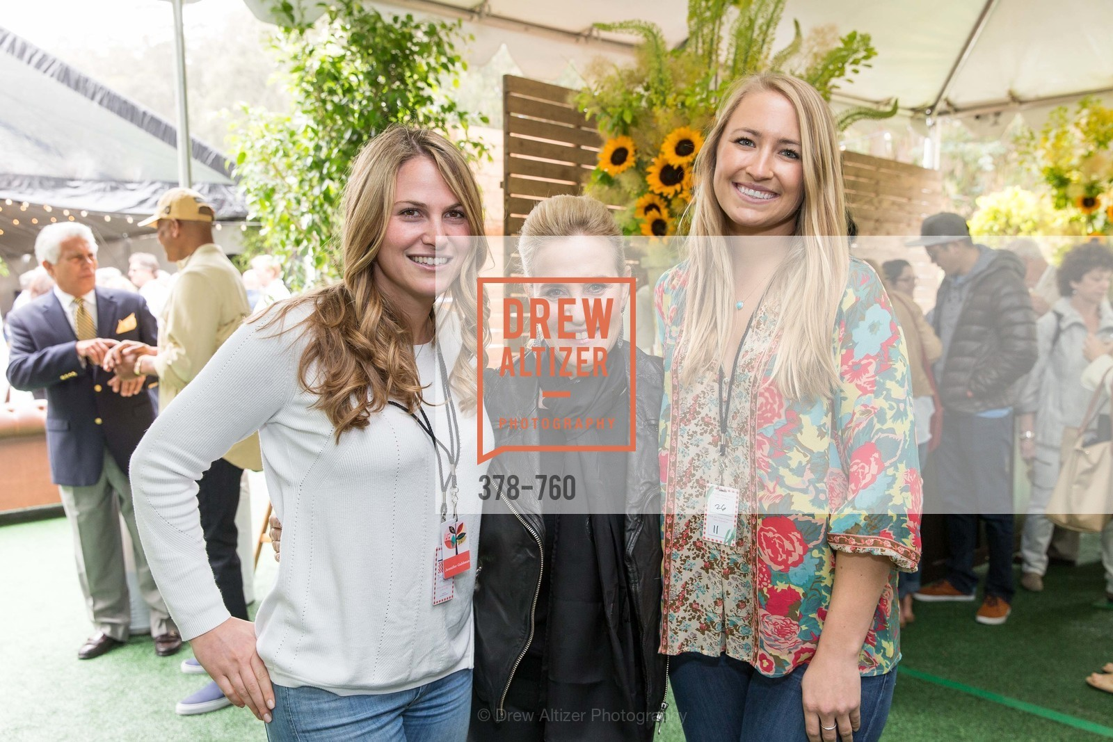 Jennifer Goldman, Lisa Goldman, Alli Holt, The Big Picnic! A Benefit & Concert for STERN GROVE FESTIVAL, US, June 14th, 2015,Drew Altizer, Drew Altizer Photography, full-service agency, private events, San Francisco photographer, photographer california
