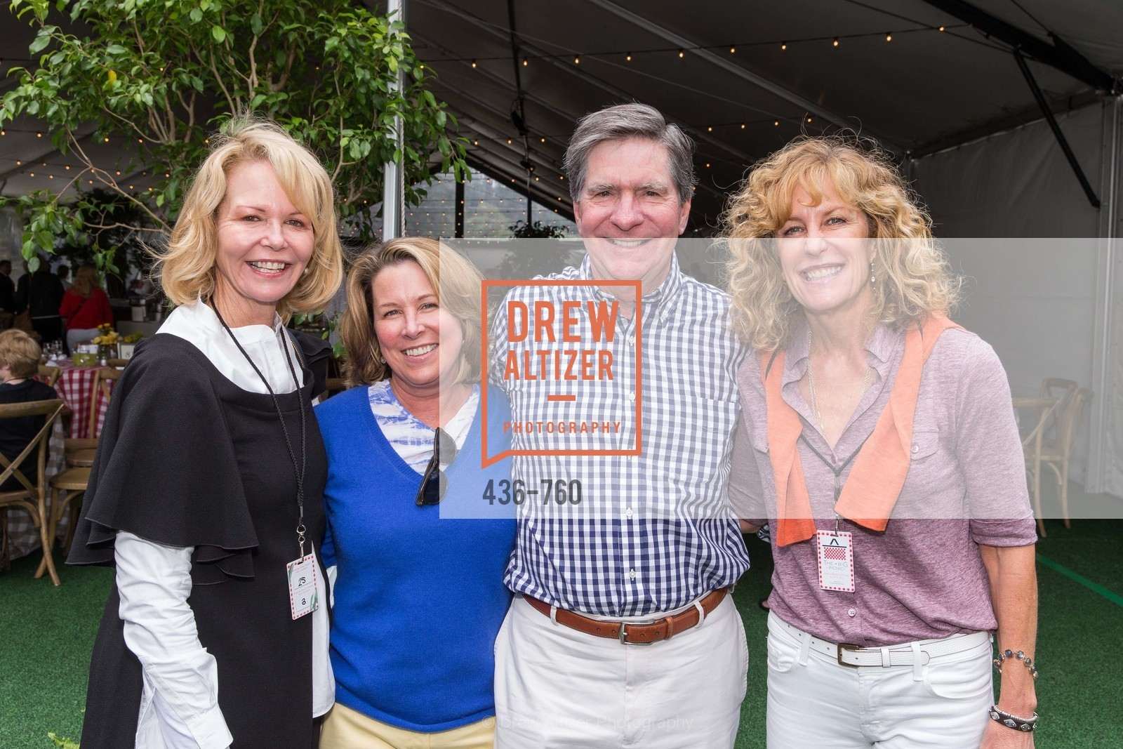 Nancy Suiter, Linda Walsh, Tom Walsh, Lisa Steiny, The Big Picnic! A Benefit & Concert for STERN GROVE FESTIVAL, US, June 14th, 2015,Drew Altizer, Drew Altizer Photography, full-service agency, private events, San Francisco photographer, photographer california