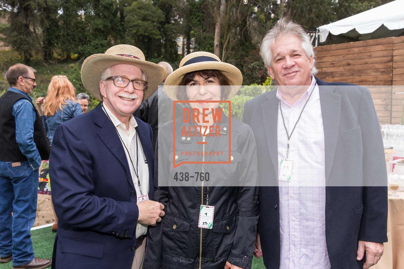 Bob Newman, Jan Newman, Saul Jodel, The Big Picnic! A Benefit & Concert for STERN GROVE FESTIVAL, US, June 14th, 2015,Drew Altizer, Drew Altizer Photography, full-service agency, private events, San Francisco photographer, photographer california