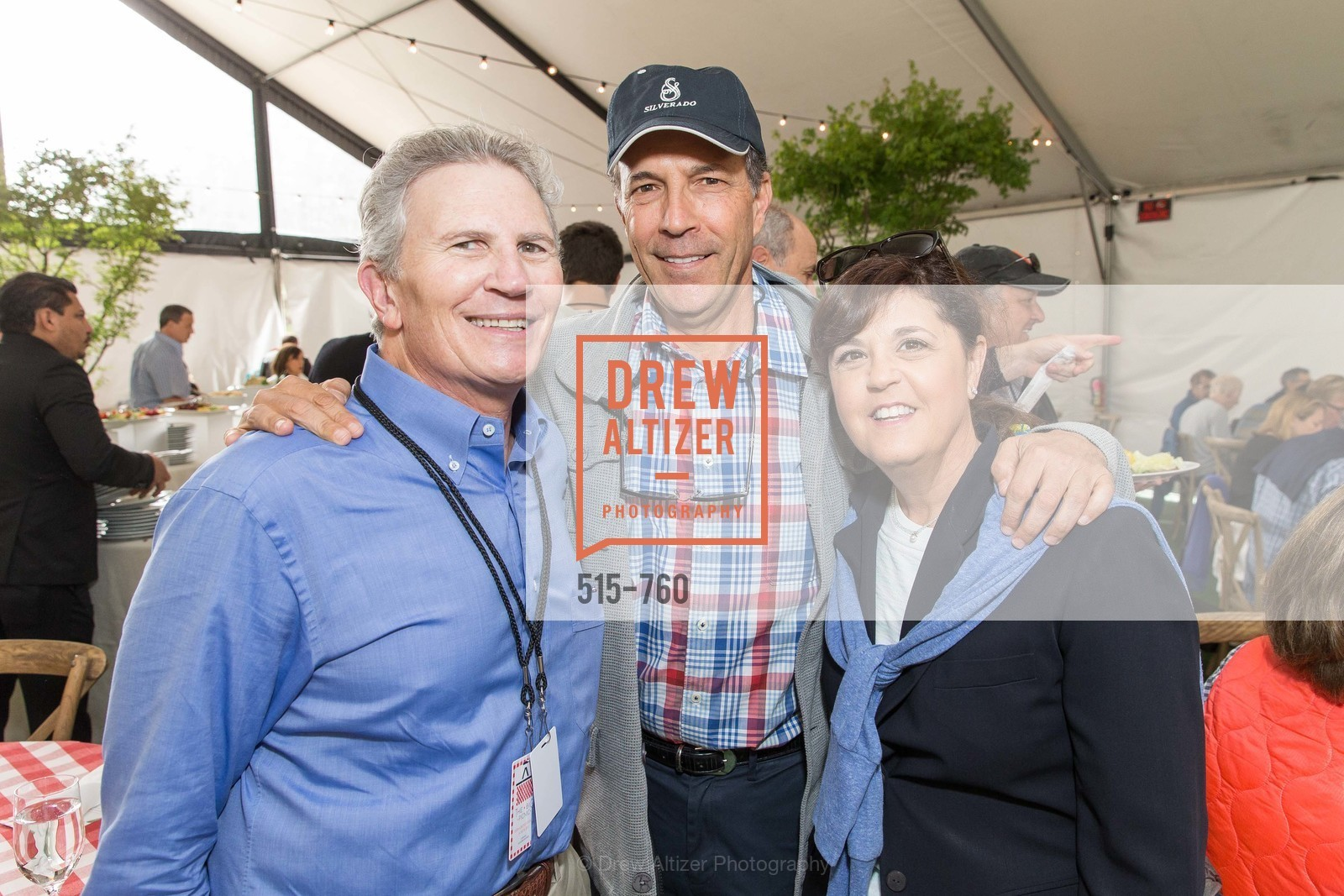 Doug Goldman, John Roos, Susie Roos, The Big Picnic! A Benefit & Concert for STERN GROVE FESTIVAL, US, June 14th, 2015,Drew Altizer, Drew Altizer Photography, full-service agency, private events, San Francisco photographer, photographer california