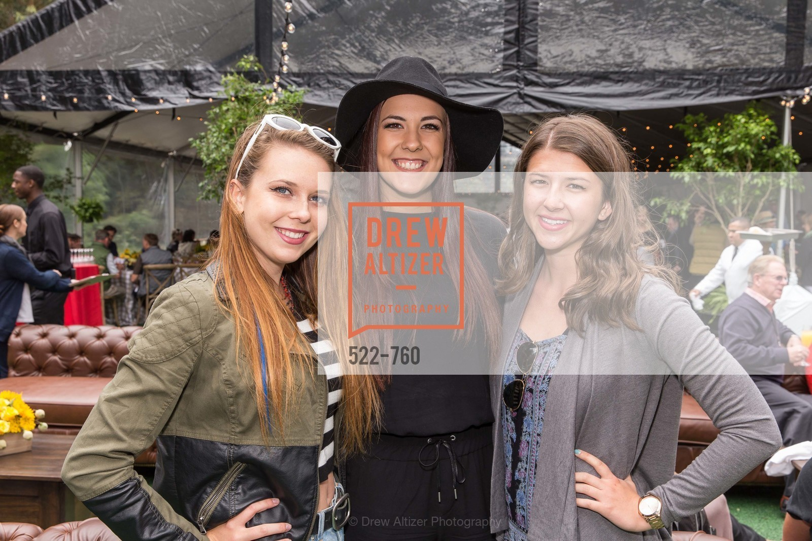 Amanda Montgomery, Brooke Montgomery, Madeleine Maresca, The Big Picnic! A Benefit & Concert for STERN GROVE FESTIVAL, US, June 14th, 2015,Drew Altizer, Drew Altizer Photography, full-service agency, private events, San Francisco photographer, photographer california