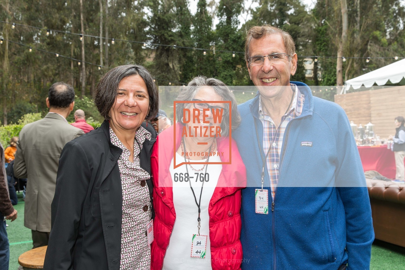 Sandra R. Hernandez, Viviana Paredes, Bob Friedman, The Big Picnic! A Benefit & Concert for STERN GROVE FESTIVAL, US, June 14th, 2015,Drew Altizer, Drew Altizer Photography, full-service agency, private events, San Francisco photographer, photographer california