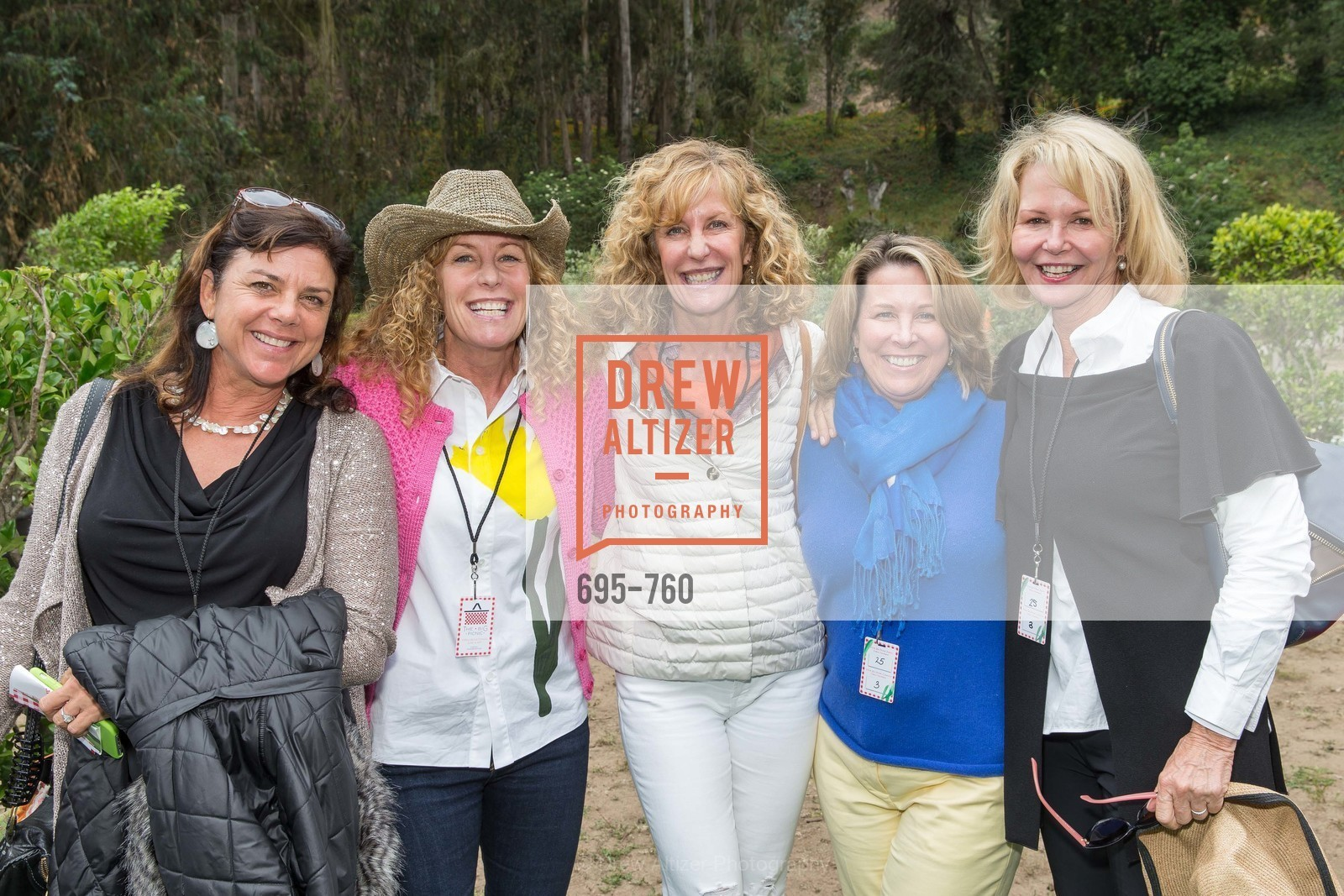Connie Ring, Lori Corley, Lisa Steiny, Linda Walsh, Nancy Suiter, The Big Picnic! A Benefit & Concert for STERN GROVE FESTIVAL, US, June 14th, 2015,Drew Altizer, Drew Altizer Photography, full-service agency, private events, San Francisco photographer, photographer california