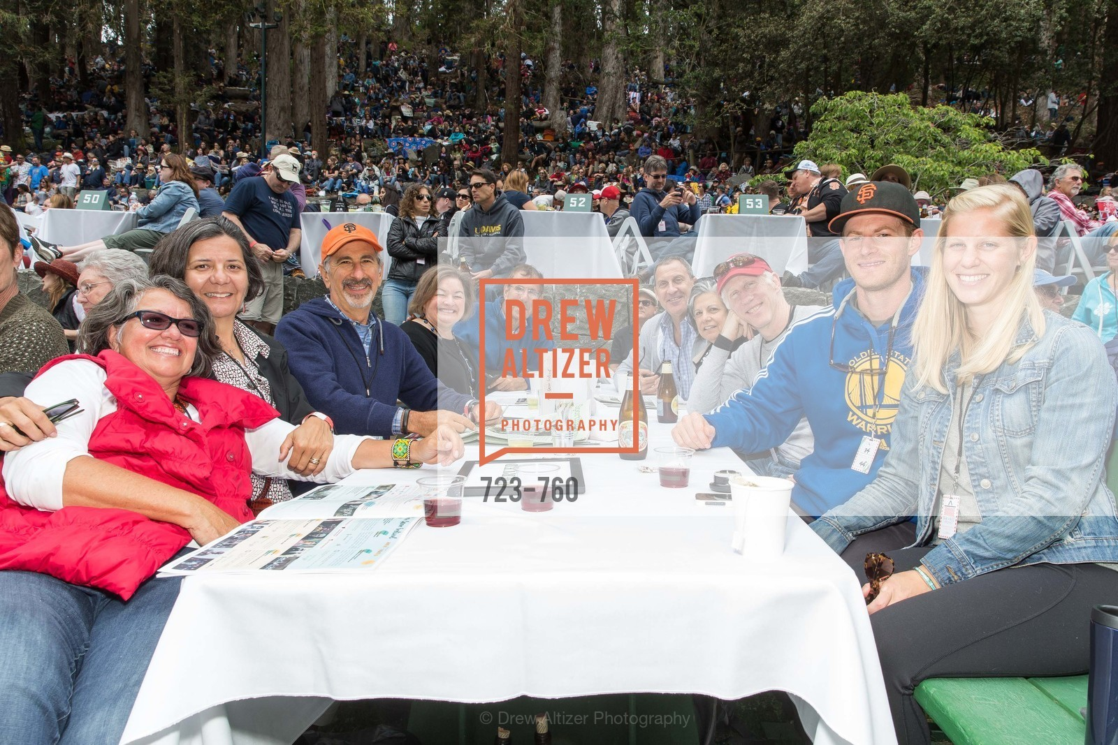 Viviana Paredes, Sandra R. Hernandez, David Friedman, Paulette Meyers, Bob Friedman, The Big Picnic! A Benefit & Concert for STERN GROVE FESTIVAL, US, June 14th, 2015,Drew Altizer, Drew Altizer Photography, full-service agency, private events, San Francisco photographer, photographer california