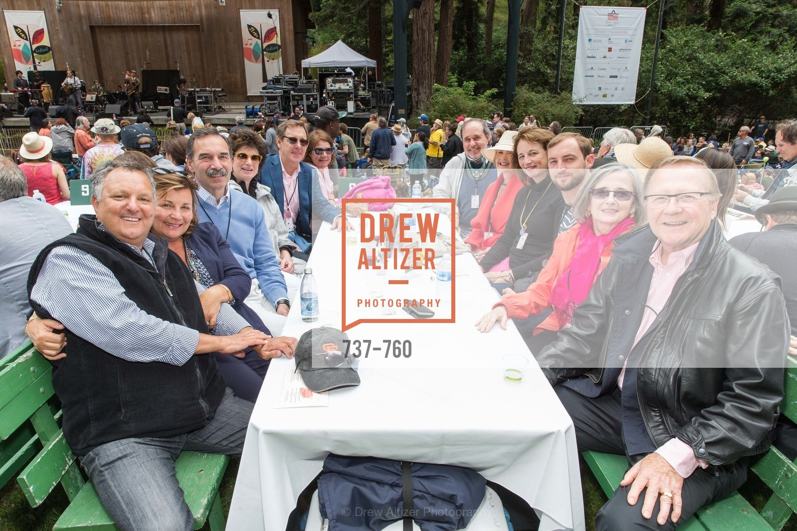 Jeff Green, Janie Green, Theo Schwabacher, Roger Gallagher, The Big Picnic! A Benefit & Concert for STERN GROVE FESTIVAL, US, June 14th, 2015,Drew Altizer, Drew Altizer Photography, full-service agency, private events, San Francisco photographer, photographer california