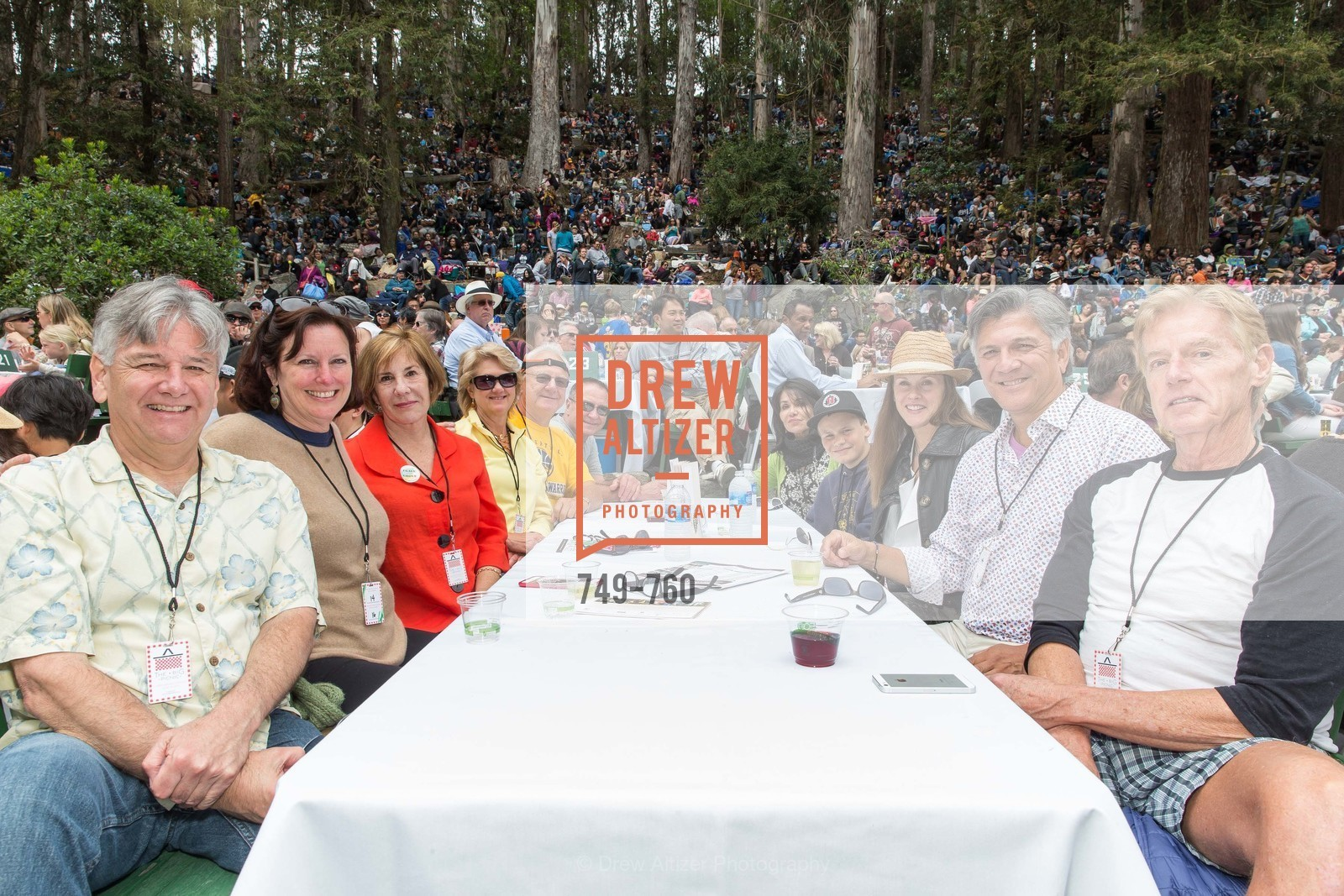 Alexandra Morgan, Terry Byrnes, Mario Diaz, Ken Henderson, The Big Picnic! A Benefit & Concert for STERN GROVE FESTIVAL, US, June 14th, 2015,Drew Altizer, Drew Altizer Photography, full-service agency, private events, San Francisco photographer, photographer california