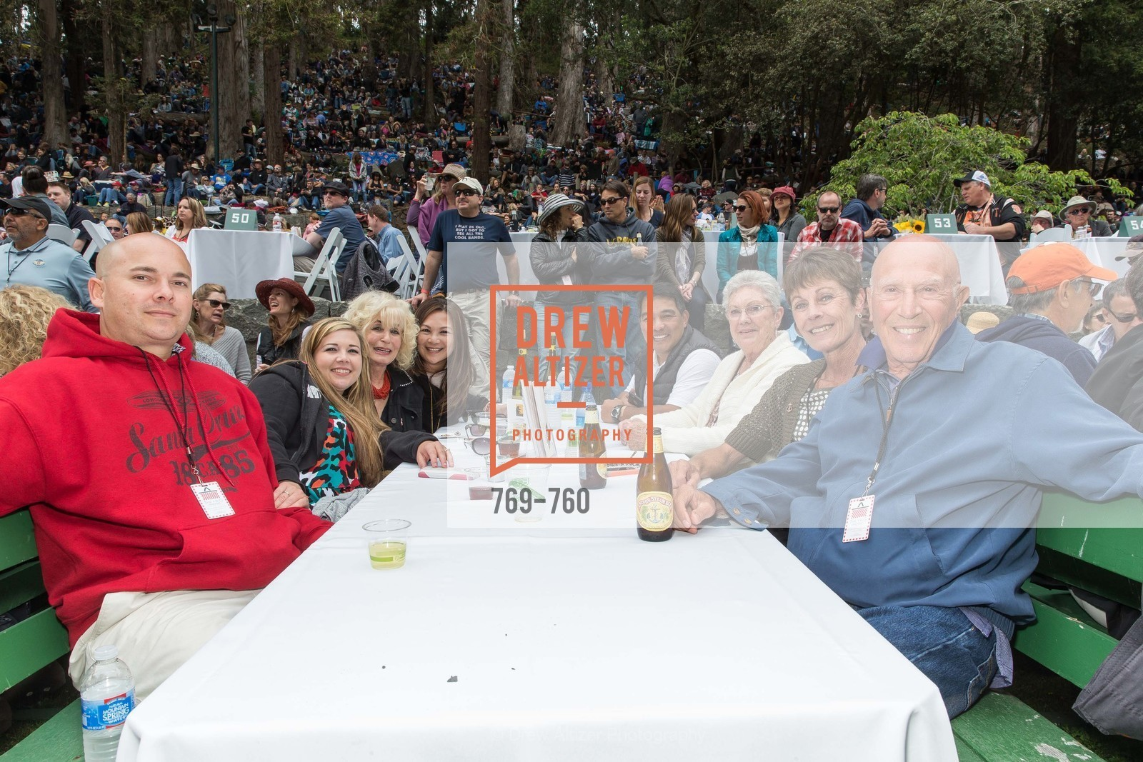 Chris Romero, Amanda Ramiro, Lea Orwitz, Allen Horowitz, The Big Picnic! A Benefit & Concert for STERN GROVE FESTIVAL, US, June 14th, 2015,Drew Altizer, Drew Altizer Photography, full-service agency, private events, San Francisco photographer, photographer california