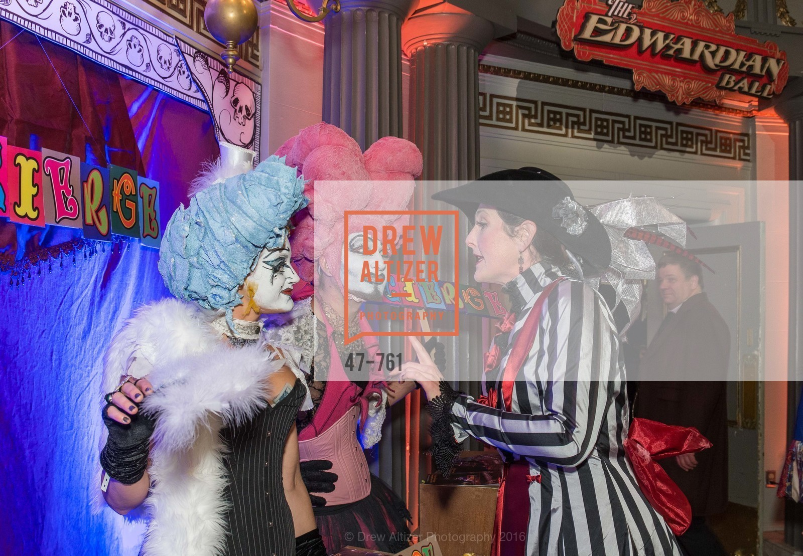 Atmosphere, Edwardian Ball, Regency Center, January 24th, 2016,Drew Altizer, Drew Altizer Photography, full-service agency, private events, San Francisco photographer, photographer california