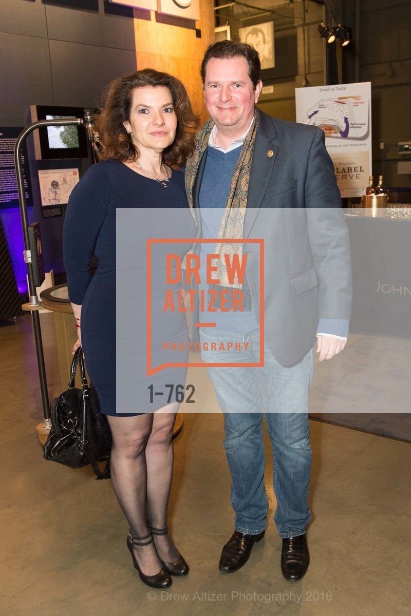Marina Landau, Cyrille Betant, The 2016 Exploratorium Science of Cocktails, Exploratorium. Pier 15, January 22nd, 2016,Drew Altizer, Drew Altizer Photography, full-service agency, private events, San Francisco photographer, photographer california