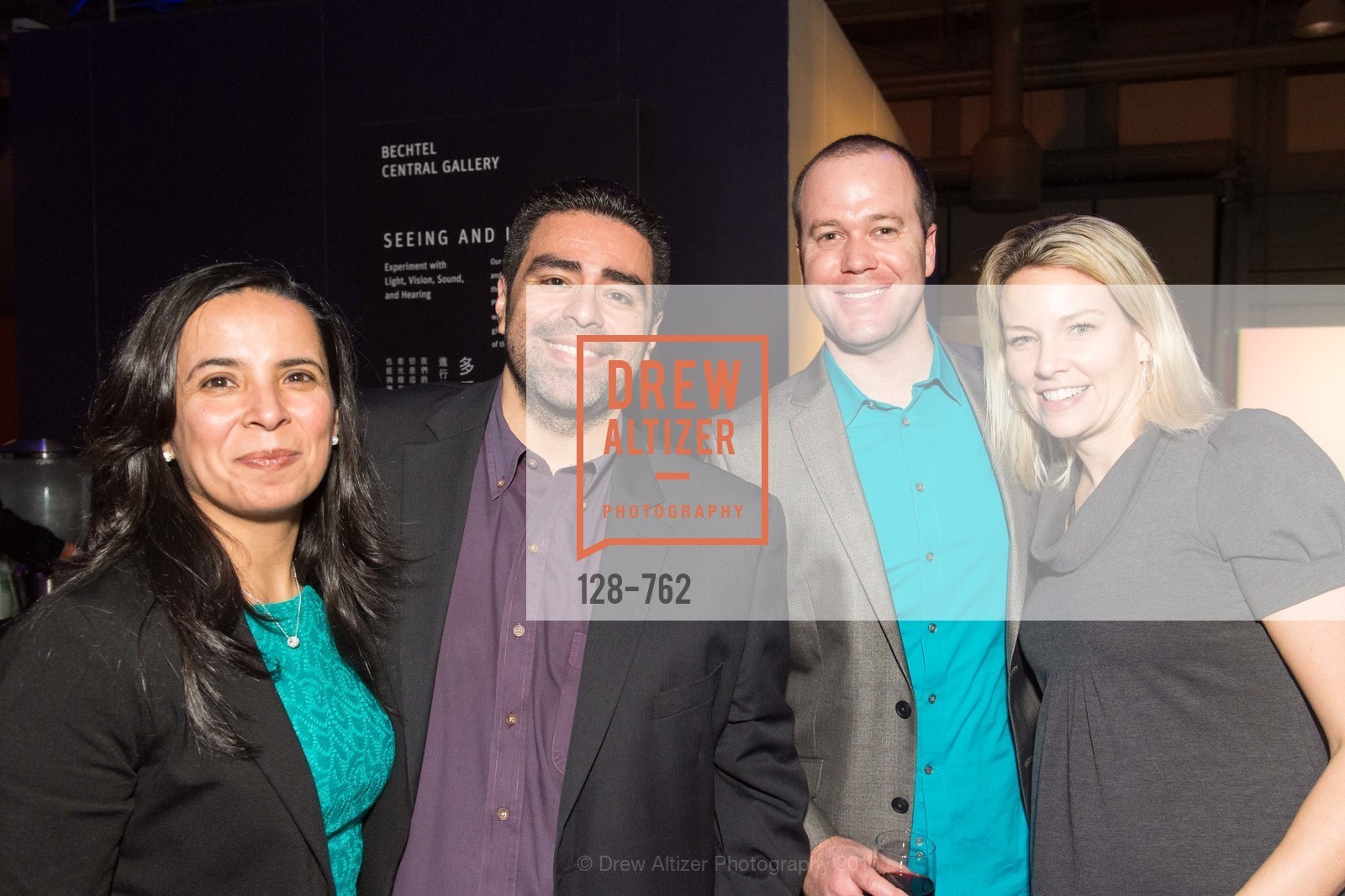 Lilian Pena, Chris Pena, Chad Kovaleski, Stephanie Kovaleski, The 2016 Exploratorium Science of Cocktails, Exploratorium. Pier 15, January 22nd, 2016,Drew Altizer, Drew Altizer Photography, full-service agency, private events, San Francisco photographer, photographer california