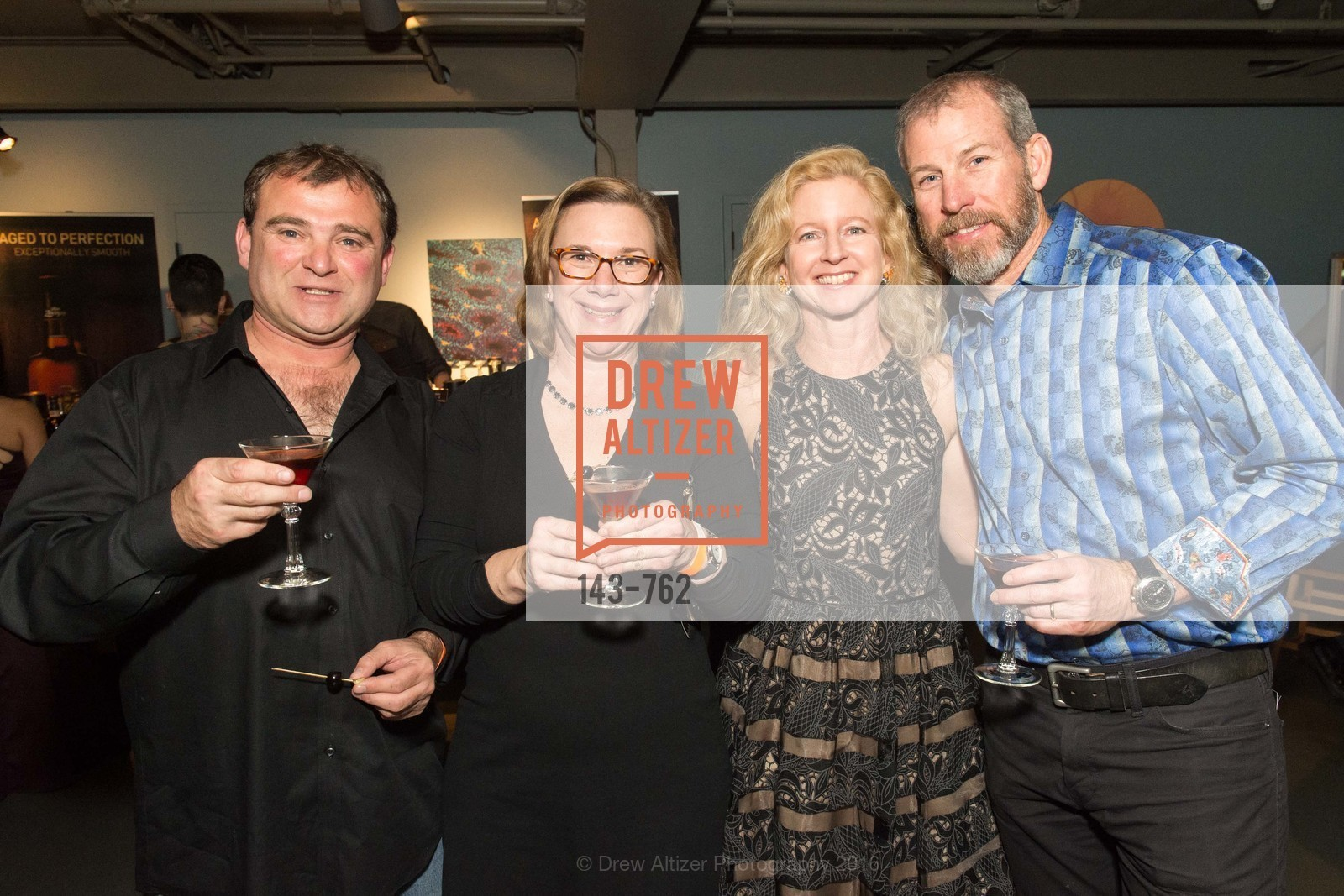Keith Steven Love, Tina Folkman, Cindy Hutchinson, Steve Hutchinson, The 2016 Exploratorium Science of Cocktails, Exploratorium. Pier 15, January 22nd, 2016,Drew Altizer, Drew Altizer Photography, full-service event agency, private events, San Francisco photographer, photographer California
