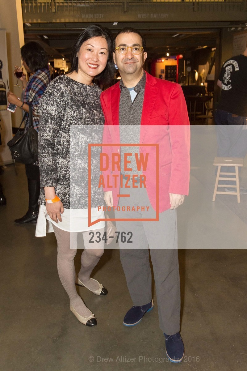Diana Wong, Kavoos Bassiri, The 2016 Exploratorium Science of Cocktails, Exploratorium. Pier 15, January 22nd, 2016,Drew Altizer, Drew Altizer Photography, full-service agency, private events, San Francisco photographer, photographer california