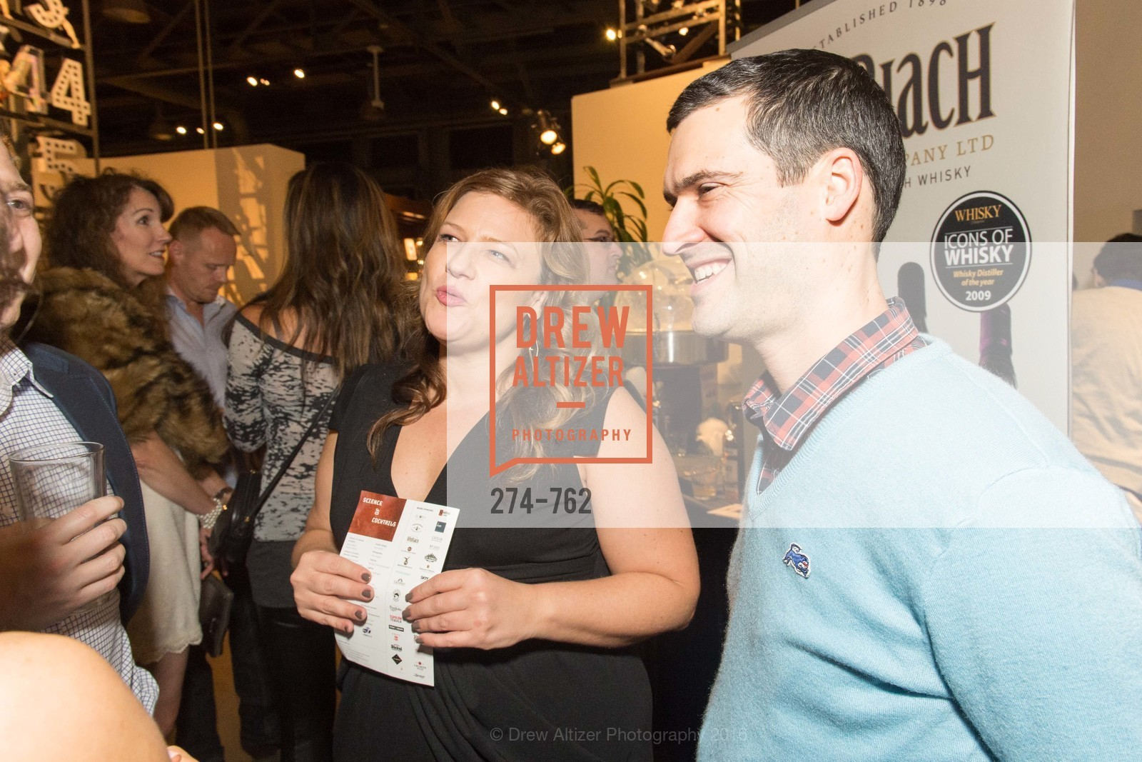 Kate Taylor, Pete Fulchiron, The 2016 Exploratorium Science of Cocktails, Exploratorium. Pier 15, January 22nd, 2016,Drew Altizer, Drew Altizer Photography, full-service event agency, private events, San Francisco photographer, photographer California