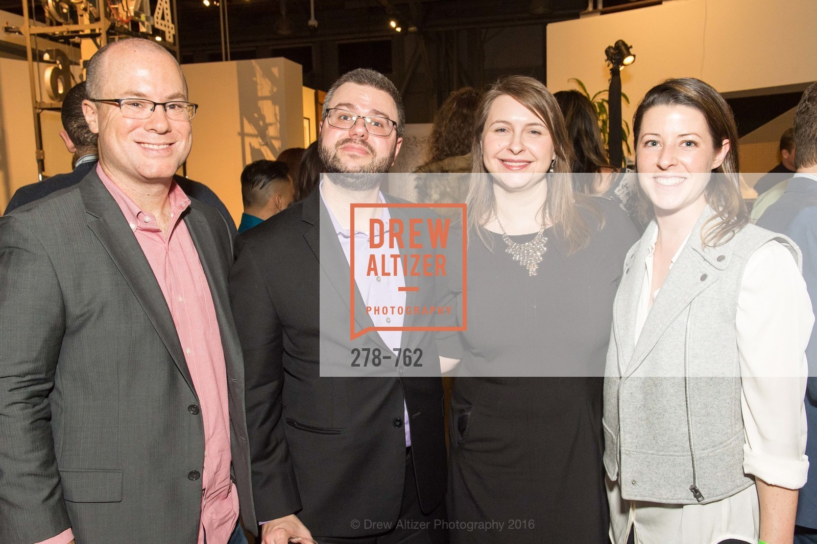 Dany Polenski, Ken Walczak, Adrienne Moon, Megan McDonough, The 2016 Exploratorium Science of Cocktails, Exploratorium. Pier 15, January 22nd, 2016,Drew Altizer, Drew Altizer Photography, full-service agency, private events, San Francisco photographer, photographer california
