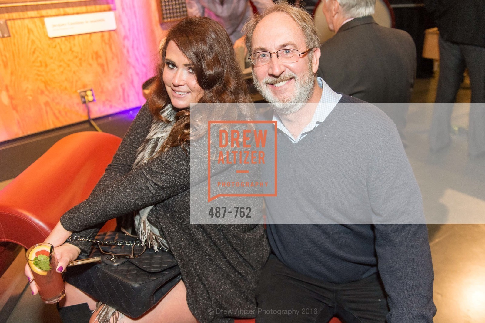 Marcella Campos, Terry Conrad, The 2016 Exploratorium Science of Cocktails, Exploratorium. Pier 15, January 22nd, 2016,Drew Altizer, Drew Altizer Photography, full-service agency, private events, San Francisco photographer, photographer california