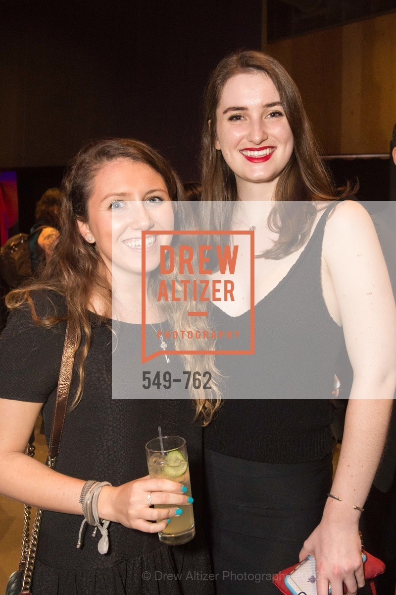 Eliza Rosen, Katie Stob, The 2016 Exploratorium Science of Cocktails, Exploratorium. Pier 15, January 22nd, 2016,Drew Altizer, Drew Altizer Photography, full-service agency, private events, San Francisco photographer, photographer california