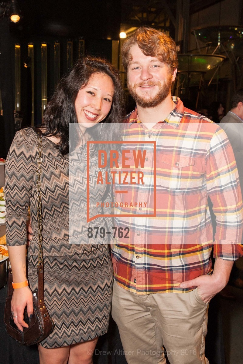 Rachel Kerkhoff, Kevin Slotemaker, The 2016 Exploratorium Science of Cocktails, Exploratorium. Pier 15, January 22nd, 2016,Drew Altizer, Drew Altizer Photography, full-service agency, private events, San Francisco photographer, photographer california