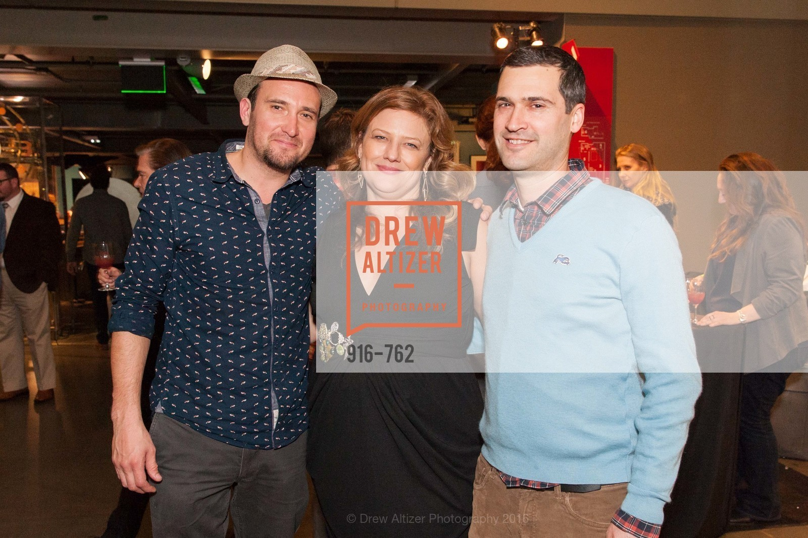 Tyzok Wharton, Katie Taylor, Pete Fulchiron, The 2016 Exploratorium Science of Cocktails, Exploratorium. Pier 15, January 22nd, 2016,Drew Altizer, Drew Altizer Photography, full-service agency, private events, San Francisco photographer, photographer california