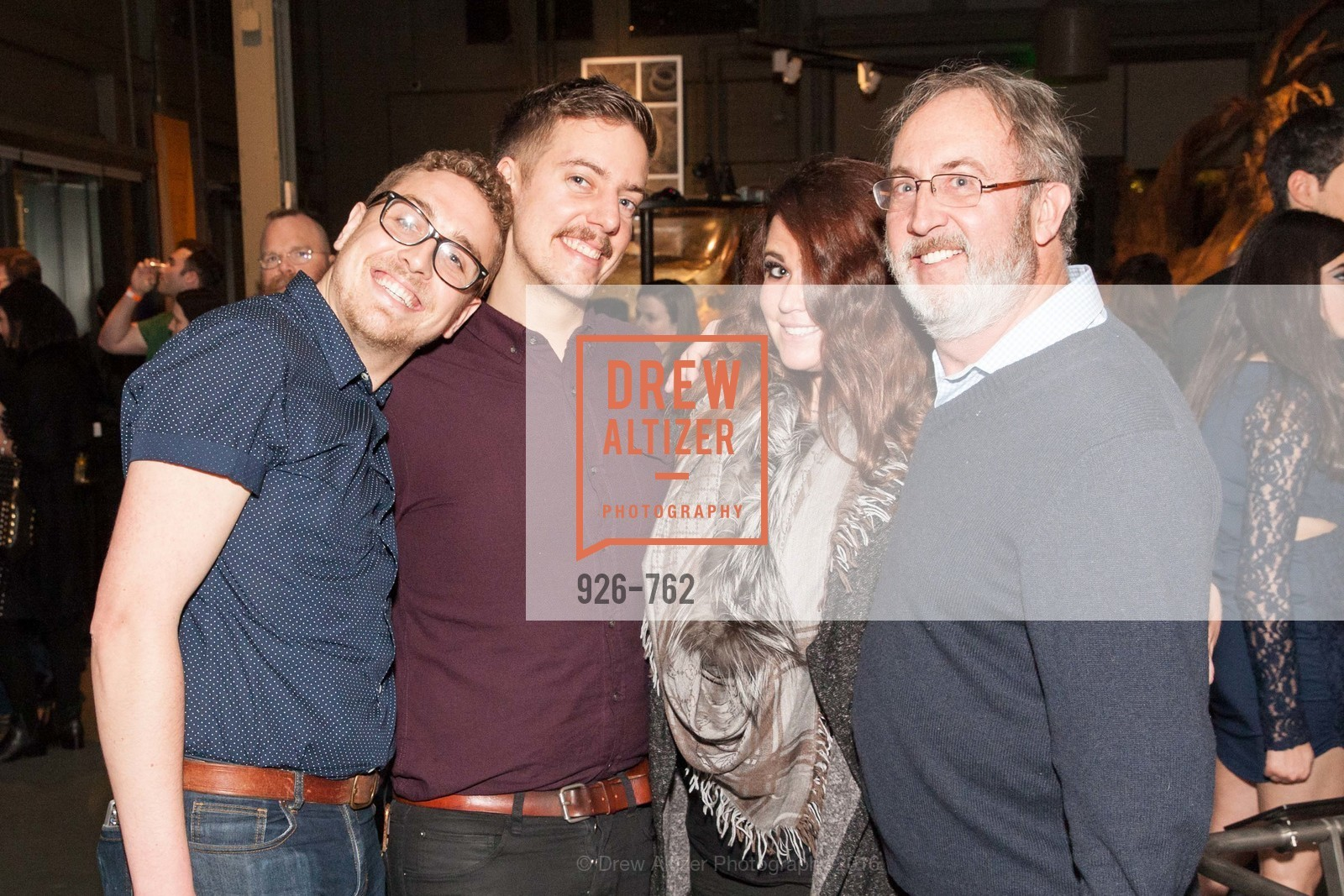 Kyle Carriere, Tyler Paxton, Marcella Campos, Terry Conrad, The 2016 Exploratorium Science of Cocktails, Exploratorium. Pier 15, January 22nd, 2016,Drew Altizer, Drew Altizer Photography, full-service event agency, private events, San Francisco photographer, photographer California