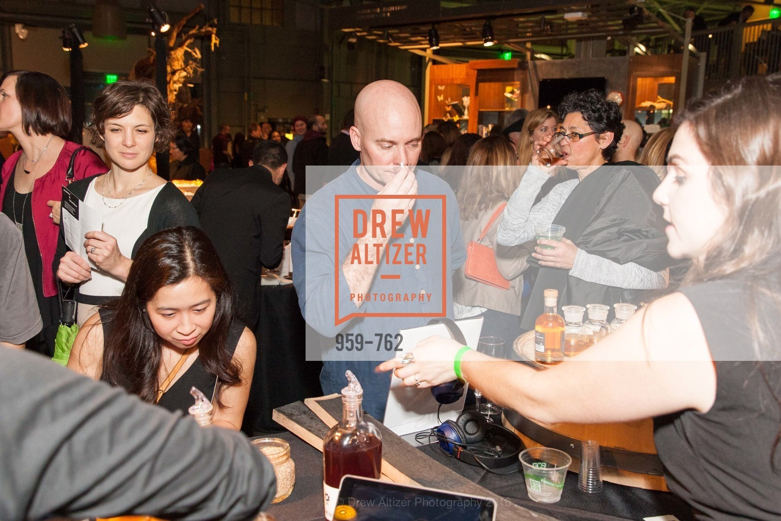 Extras, The 2016 Exploratorium Science of Cocktails, January 22nd, 2016, Photo,Drew Altizer, Drew Altizer Photography, full-service agency, private events, San Francisco photographer, photographer california
