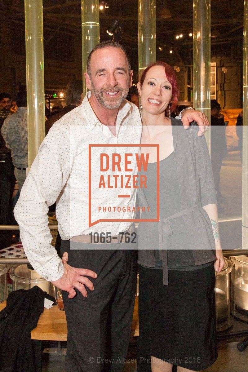 Mike Deusebio, Laura Cunningham, The 2016 Exploratorium Science of Cocktails, Exploratorium. Pier 15, January 22nd, 2016,Drew Altizer, Drew Altizer Photography, full-service agency, private events, San Francisco photographer, photographer california
