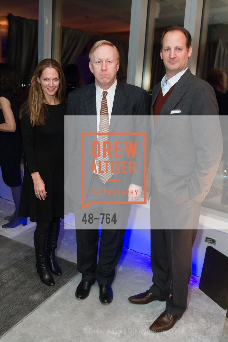 Cyndi Connors, Carl Shannon, Ron Tumpowsky, LUMINA and The Bay Lights Reillumination Celebration, LUMINA. Penthouses 36A and 36B, January 26th, 2016,Drew Altizer, Drew Altizer Photography, full-service event agency, private events, San Francisco photographer, photographer California