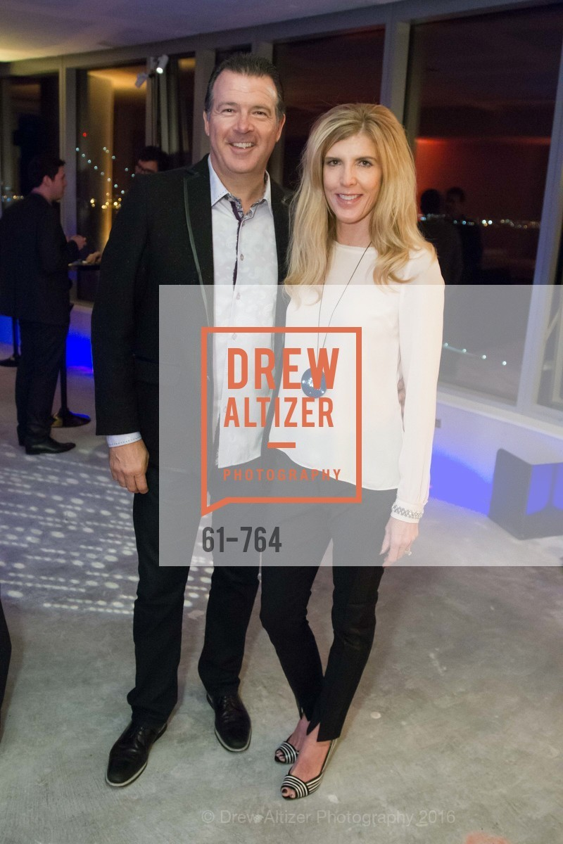 Tod Nielsen, Allison Nielsen, LUMINA and The Bay Lights Reillumination Celebration, LUMINA. Penthouses 36A and 36B, January 26th, 2016,Drew Altizer, Drew Altizer Photography, full-service agency, private events, San Francisco photographer, photographer california